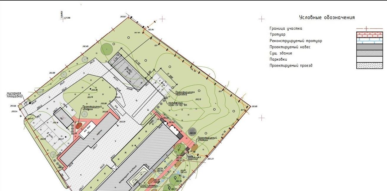 Схема планировки земельного участка фото 706