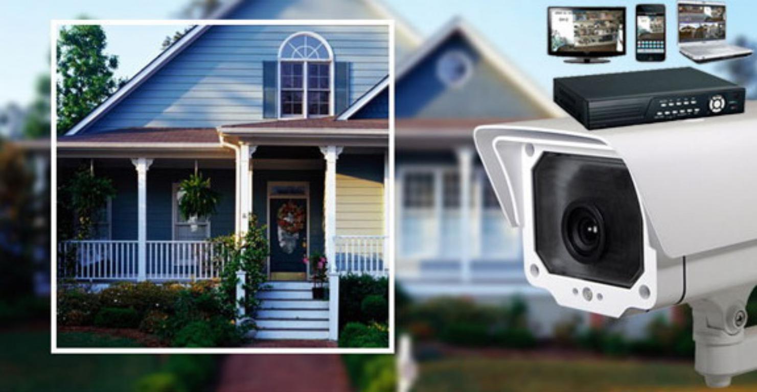 Камера видеонаблюдения с записью на flash карту
