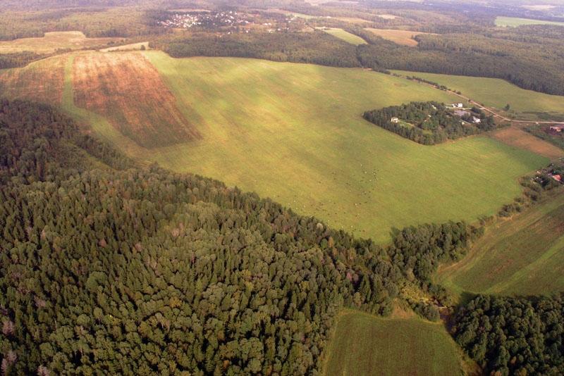 Гектар земли в подмосковье от государства